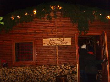 Weihnachtsmarkthaus kaufen